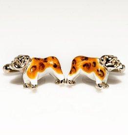 Bulldog Cufflinks