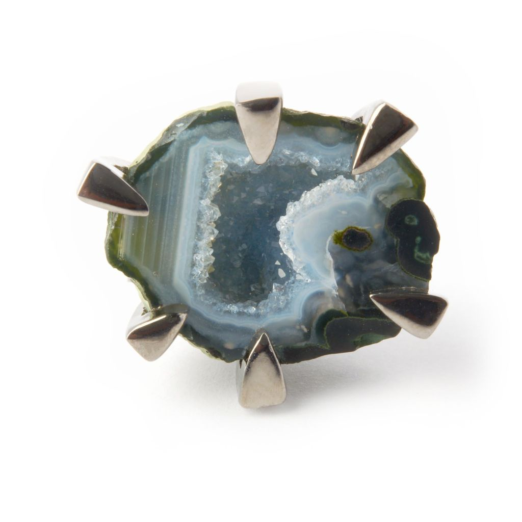 Geode Cufflinks
