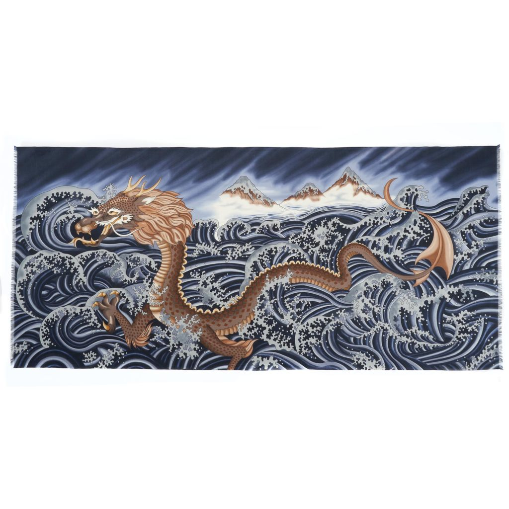 Cashmere Featherweight - Sea Dragon