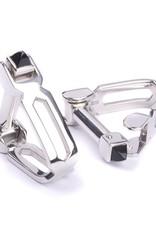 Onyx Wraparound Cufflinks