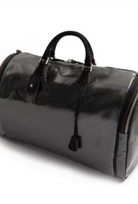 Carbon Fiber Weekender bag, Red detail