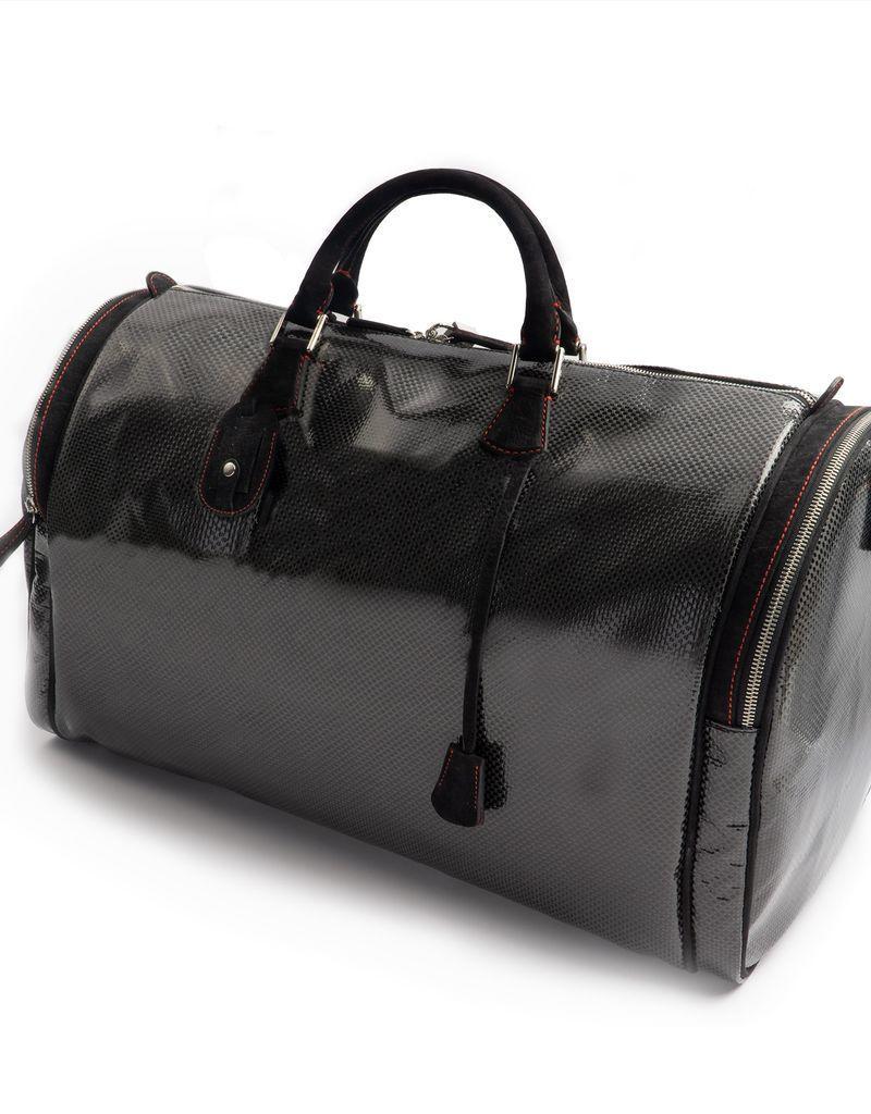 Carbon Fiber Weekender Bag