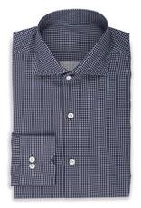 Small Geo Dot Shirt, Navy