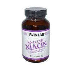 Twinlab No-Flush Niacin