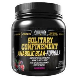 Condemned Labz SOLITARY CONFINEMENT ANABOLIC BCAA - FORMULA