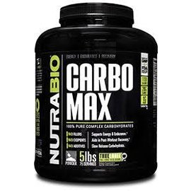 NutraBio Carbo Max 5lbs