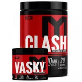 MTS Nutrition MTS Nutrition Clash / Vasky Stack