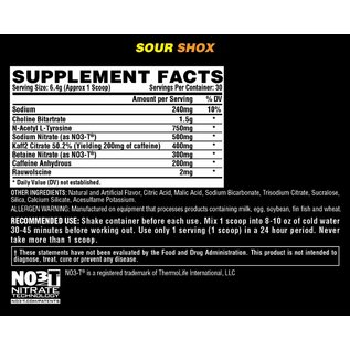 Nutrex Research Outlift Concentrate