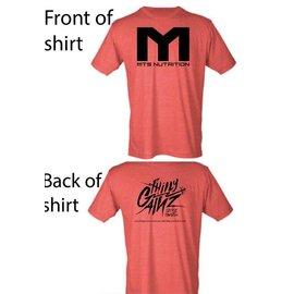 MTS Nutrition / Philly Gainz Mashup Shirt