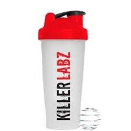 Killer Labz Shaker Bottle