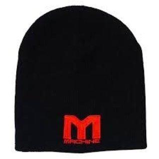 """MACHINE """"M"""" SKULL CAP BEANIE"""