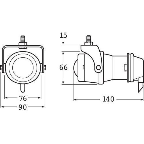 hella micro de series fog lamp kit