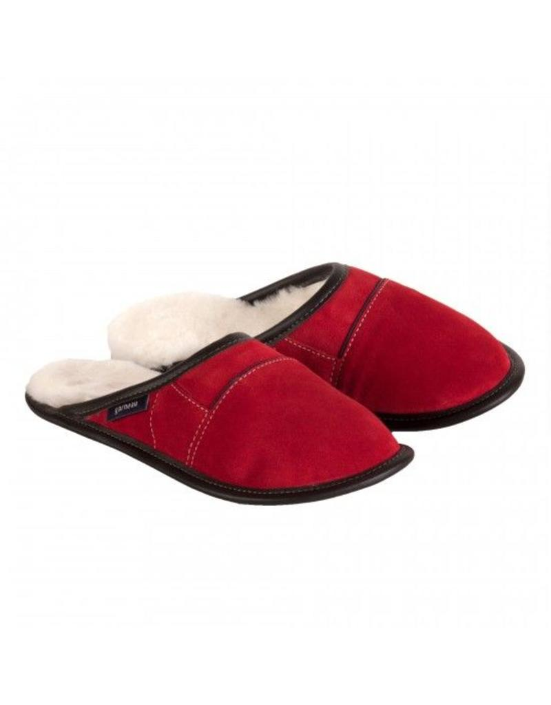 Garneau Women's Ladies Suede Slip On