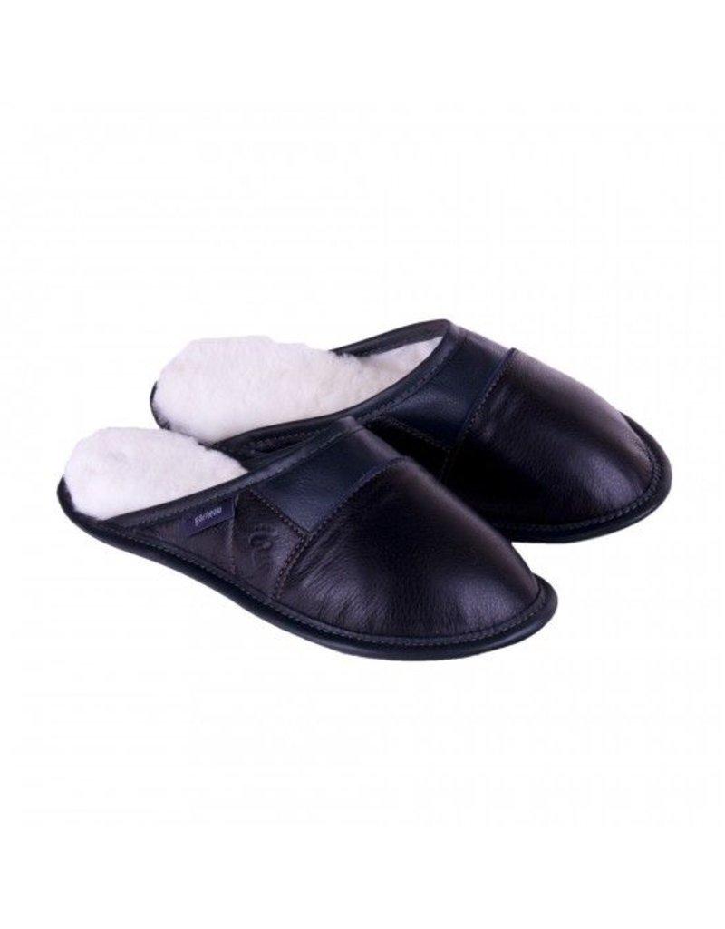 Garneau Women's Ladies Leather Slip On