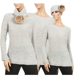 CYC Women's V Sweater - FA17