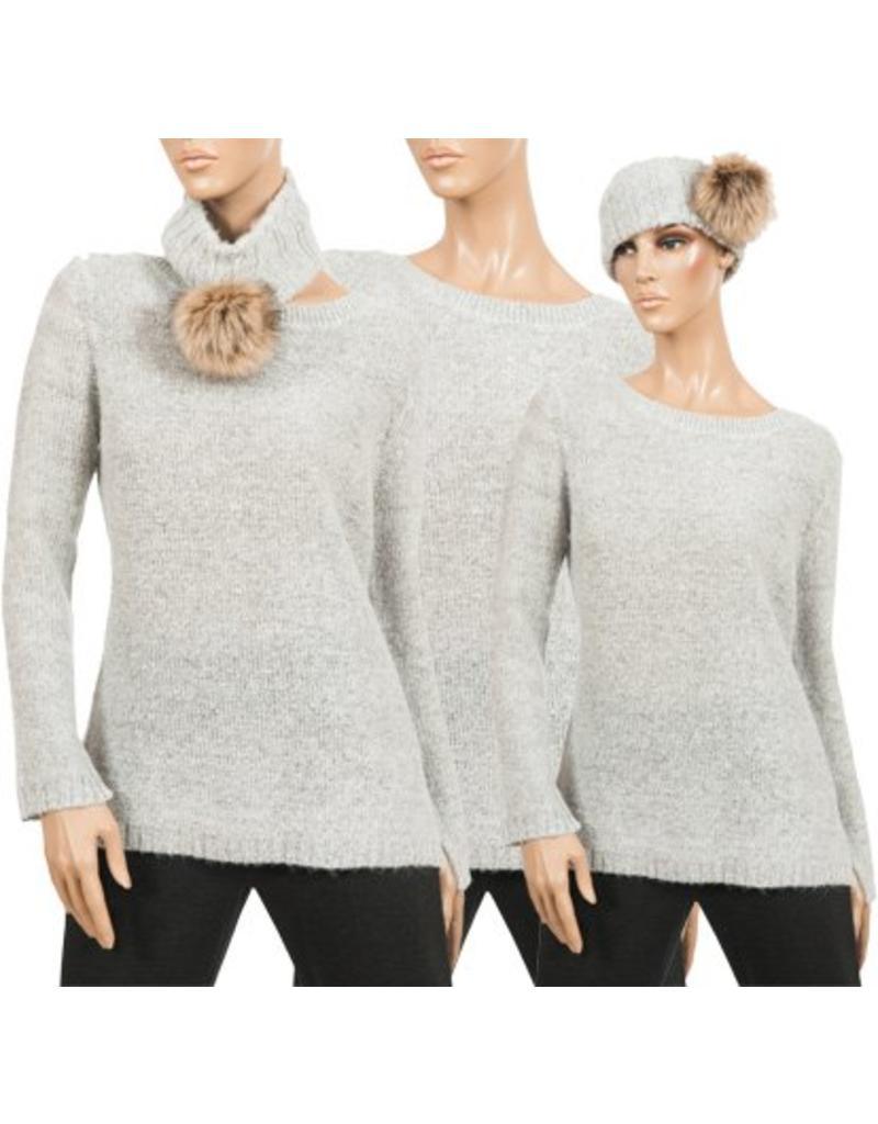 CYC Women's V Sweater - FA17