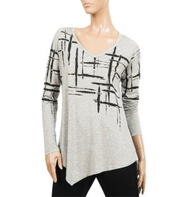 CYC Women's V Neck L/S - FA17
