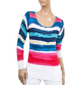 CYC Women's Striped Sweater - SP17
