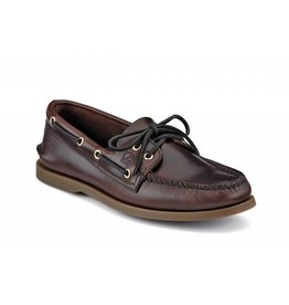 Sperry Top Siders Men's A/O Amaretto - size 11 1/2 wide - 0195214