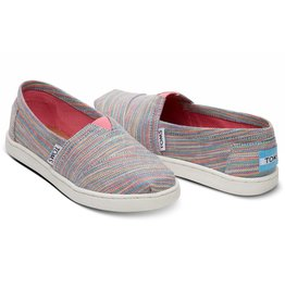 TOMS Youth Alpargatas - SP17