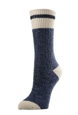 McGregor Socks Women's Wool Work Sock  FA17 Denim Heather