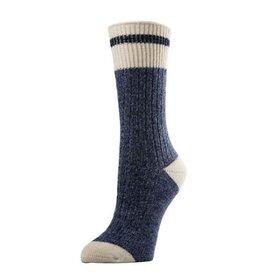 McGregor Socks Women's Wool Work Sock  FA17 Denim Heather
