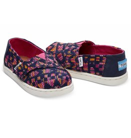 TOMS Child's Colourful Alpr Esp FA17