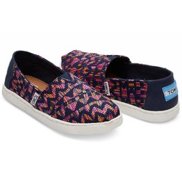 TOMS Youth Colourful Alpr Esp FA17