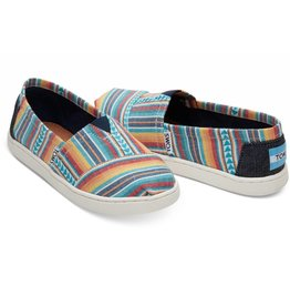 TOMS Youth Alpargata Multi - SP17
