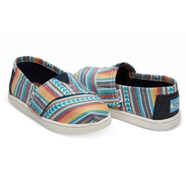TOMS Child's Alpargata Multi - SP17