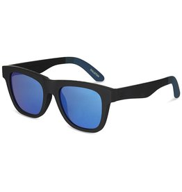 TOMS Traveler Dalston Black/Blue Mirror
