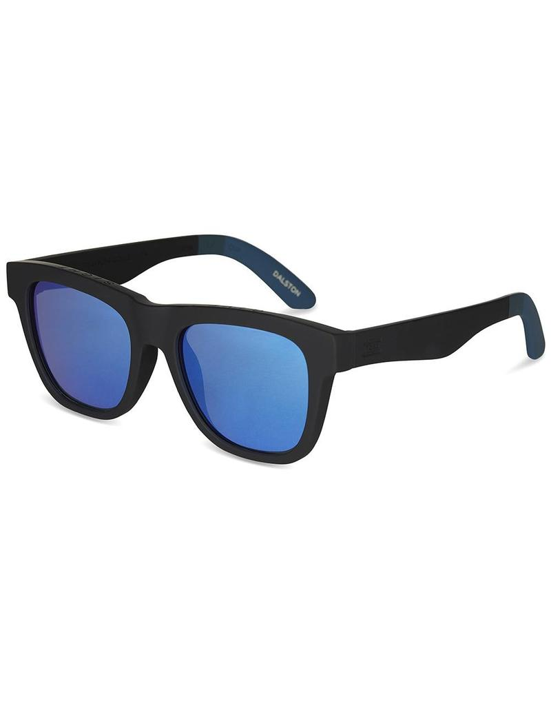 TOMS Traveler Dalston Black/Blue Mirror