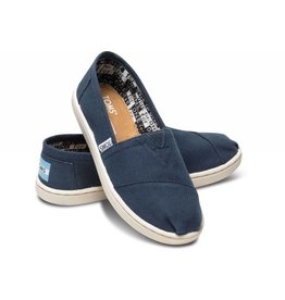 TOMS Youth Canvas Classic SP16