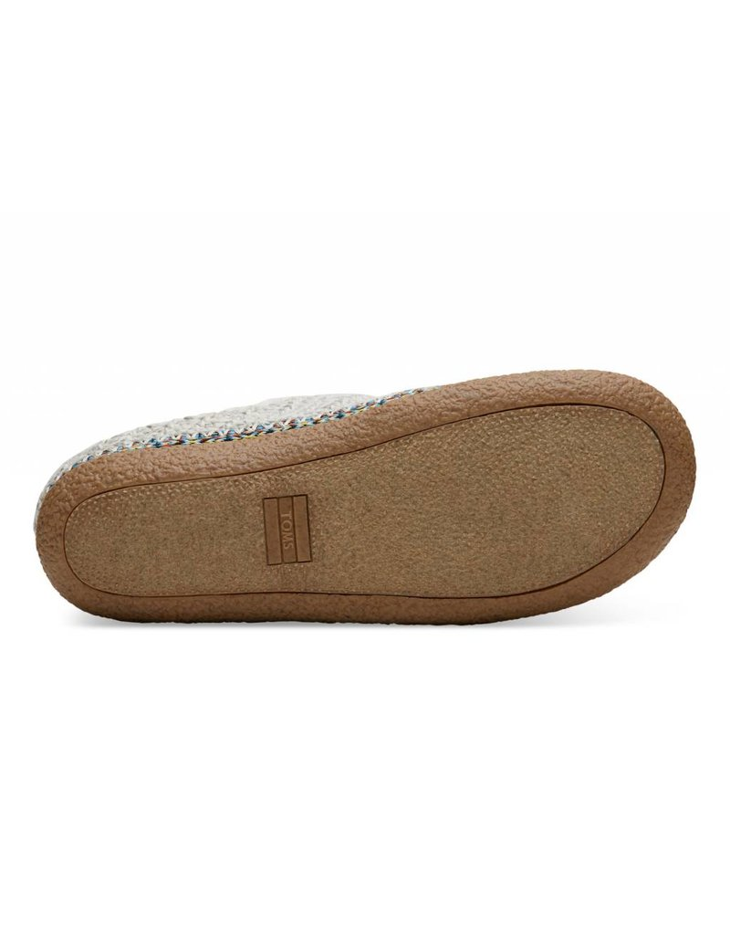 TOMS Women's  Sweater Knit Slippers - FA17