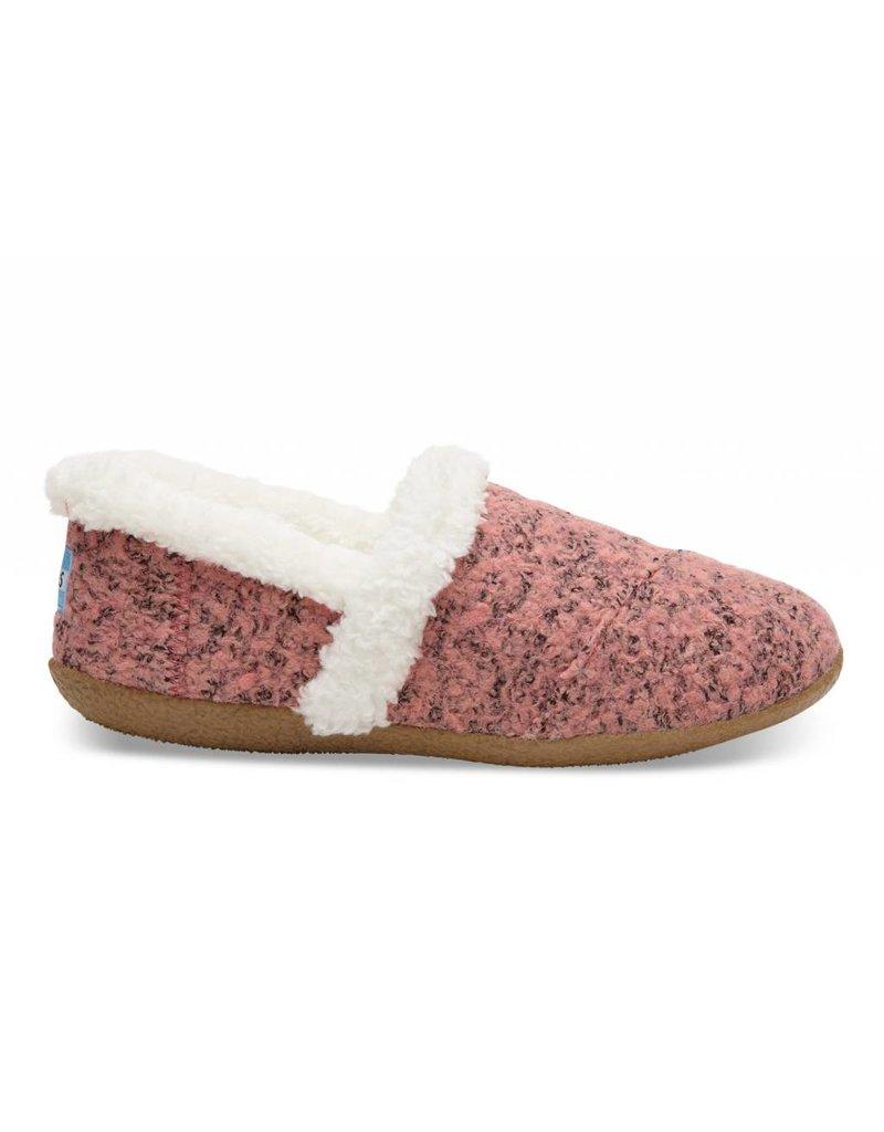 TOMS Women's Woolen Slippers - FA17