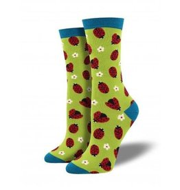 Socksmith Women's Lady Bug Bamboo - SP18