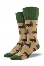 Socksmith Men's Outland Bear - SP18