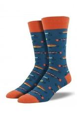 Socksmith Men's Just Fishin - SP18