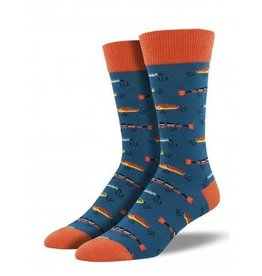 Socksmith Men's Just Fishin - SP18