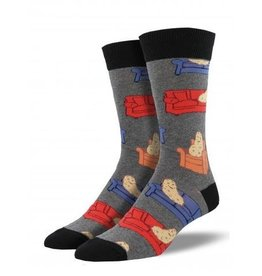 Socksmith Men's Couch Potato - SP18