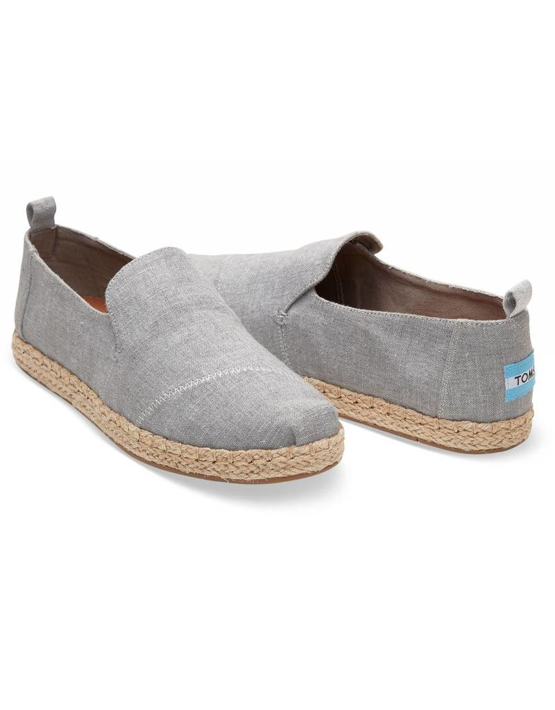 TOMS Women's Deconstructed Alpargatas Rope Sole - SP18