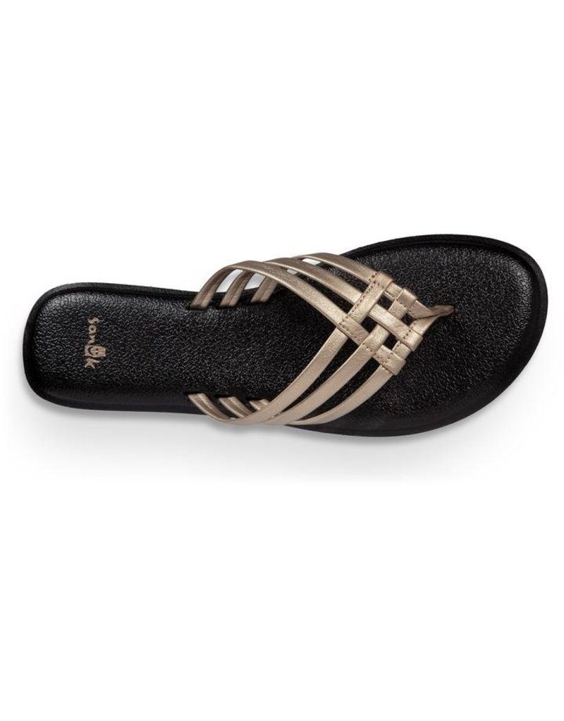 Sanuk Women's Yoga Salty Metallic - SP18