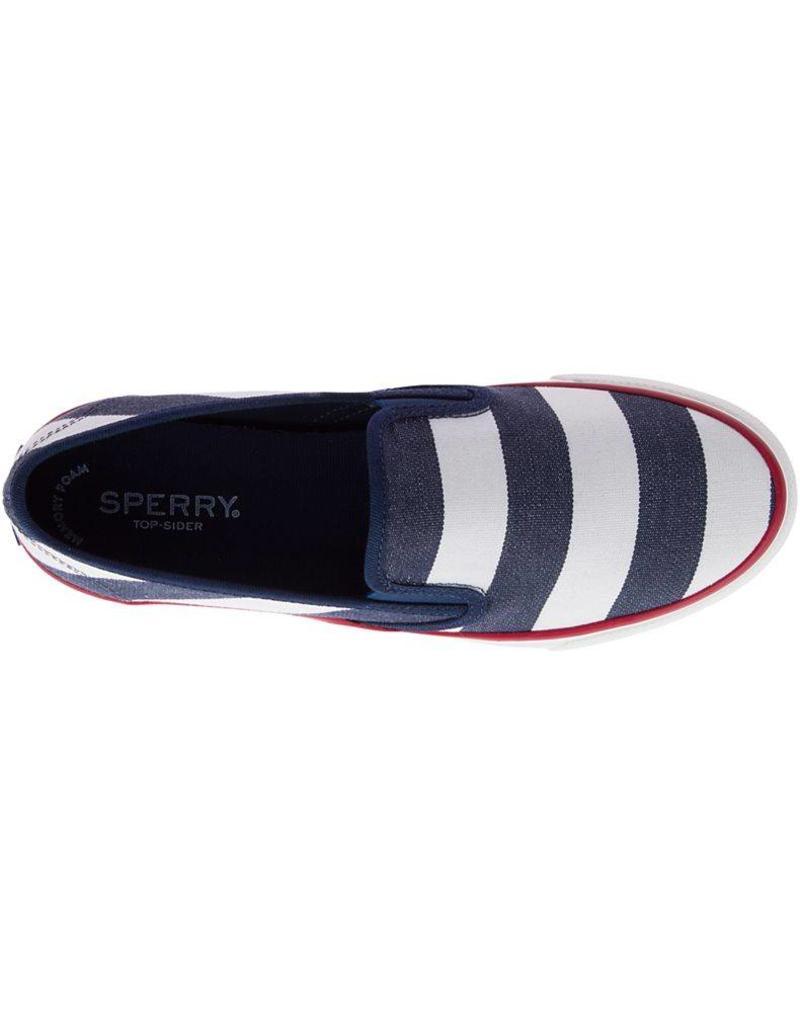 Sperry Top Siders Women's Seaside Breton Stripe - SP18