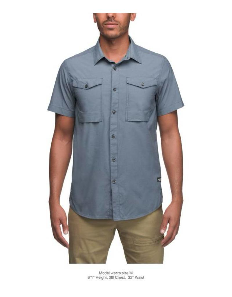 The North Face Men's Short Sleeve Mananock Utility Shirt - SP18