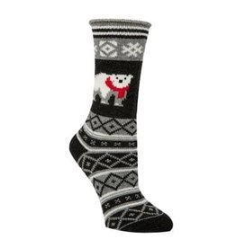 McGregor Socks Women's Wool Polar Bear - HO18