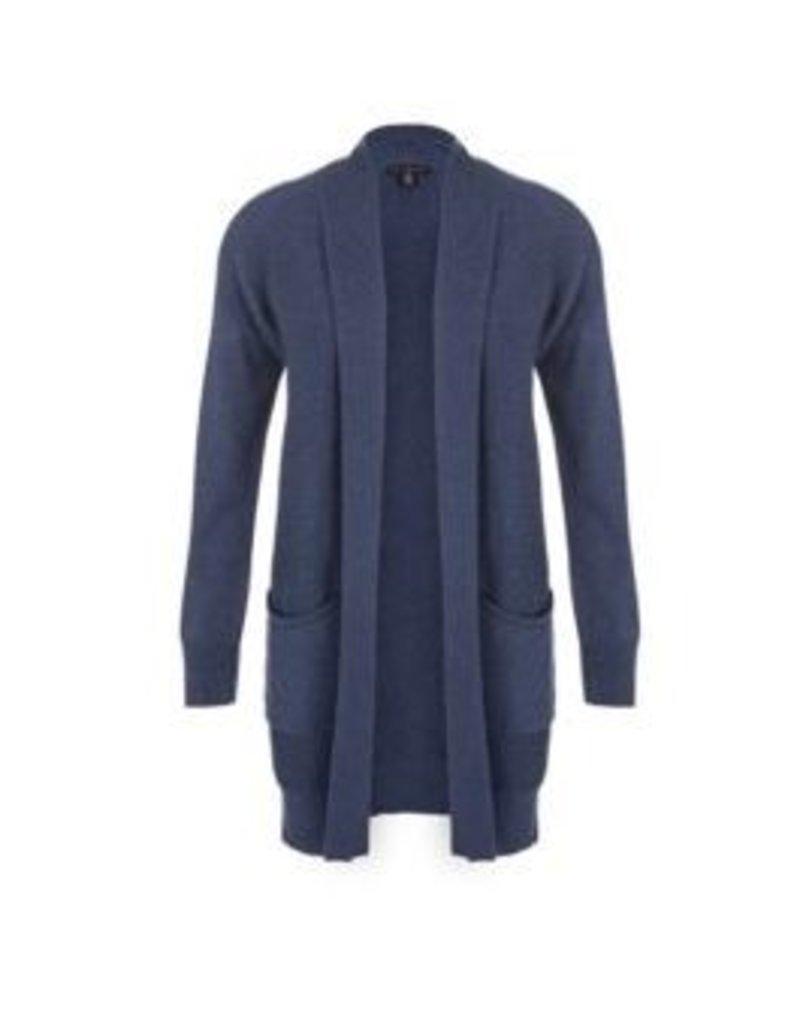 Tribal Cardigan Sweater w Pockets - FA18