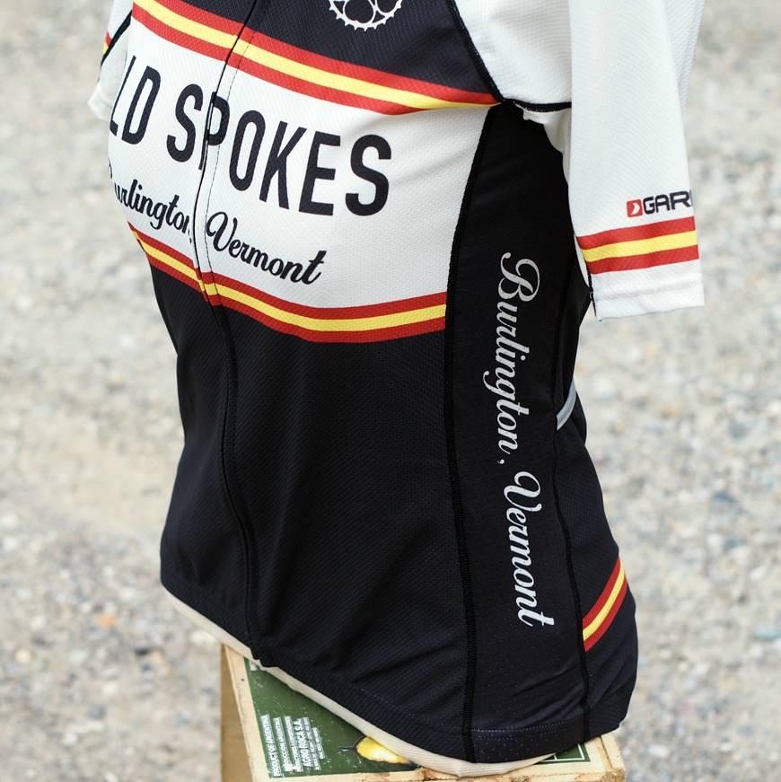 Louis Garneau Old Spokes Home Classic Jersey