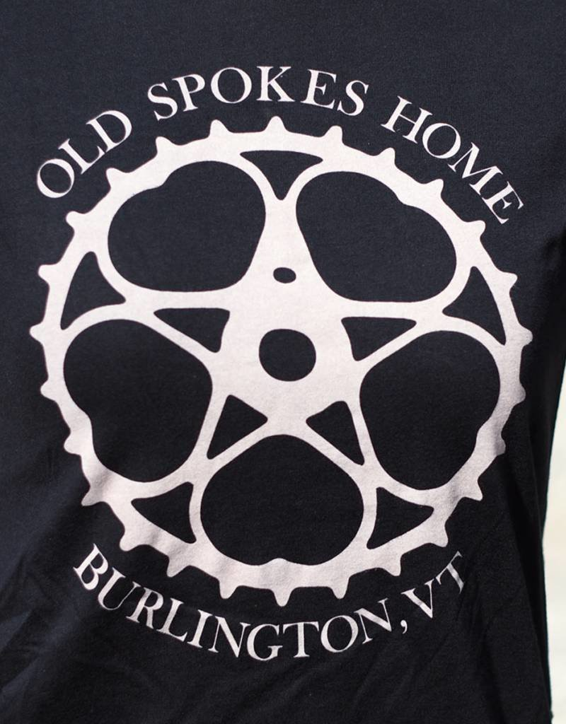 Old Spokes Home Old Spokes Home Classic Logo Tee