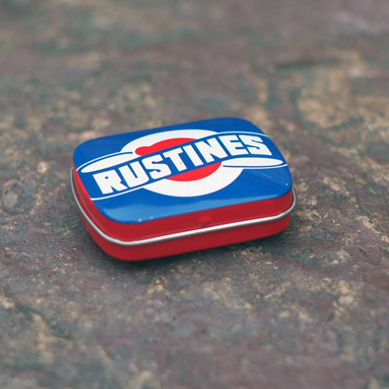 Rustines Rustines Small Tin Patch Kit