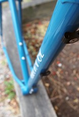 Velo Orange Velo Orange Piolet Frameset Large Blue